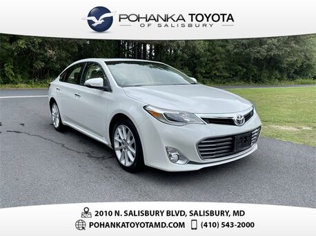 2013_Toyota_Avalon_XLE Touring_ Salisbury MD