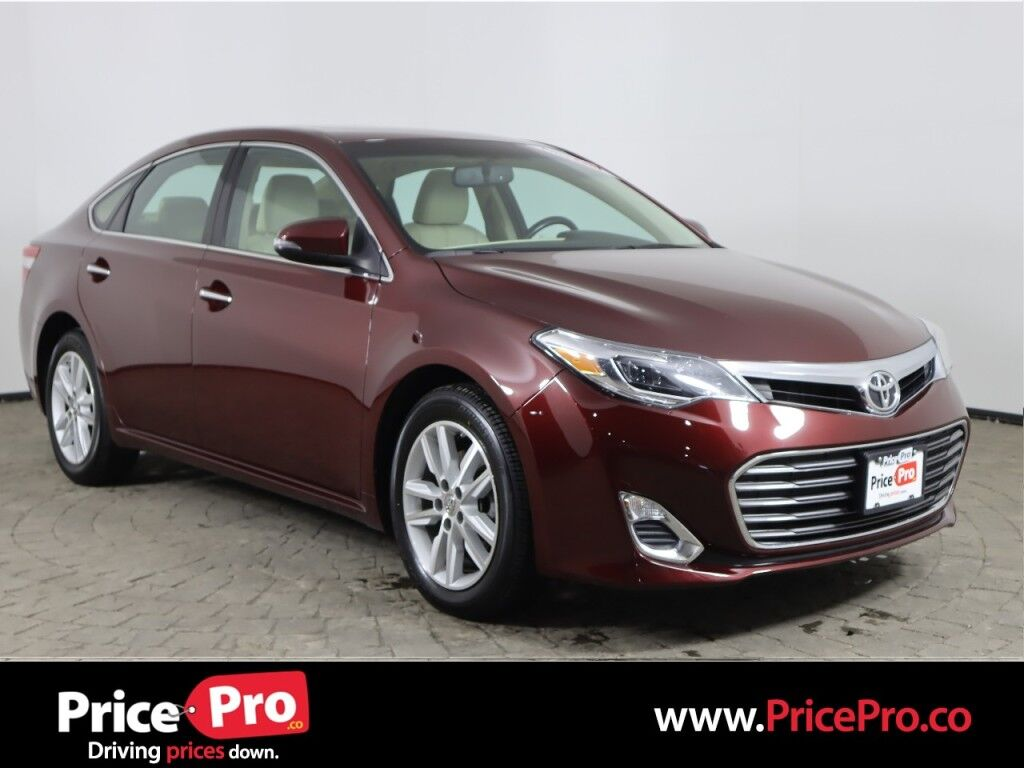 2013 Toyota Avalon XLE w/Heated Leather/Sunroof Maumee OH