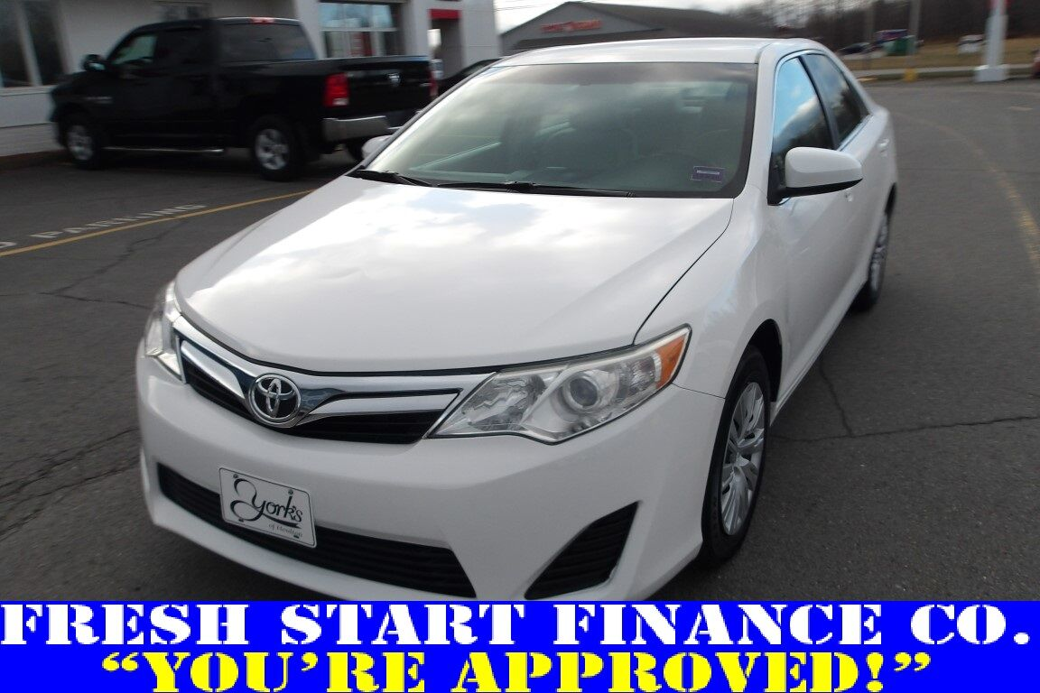 2013 Toyota Camry Houlton ME
