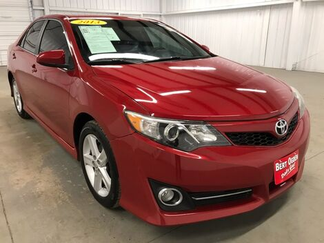 2013_Toyota_Camry__ Mission TX