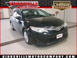 2013 Toyota Camry 4dr Sdn I4 Auto LE