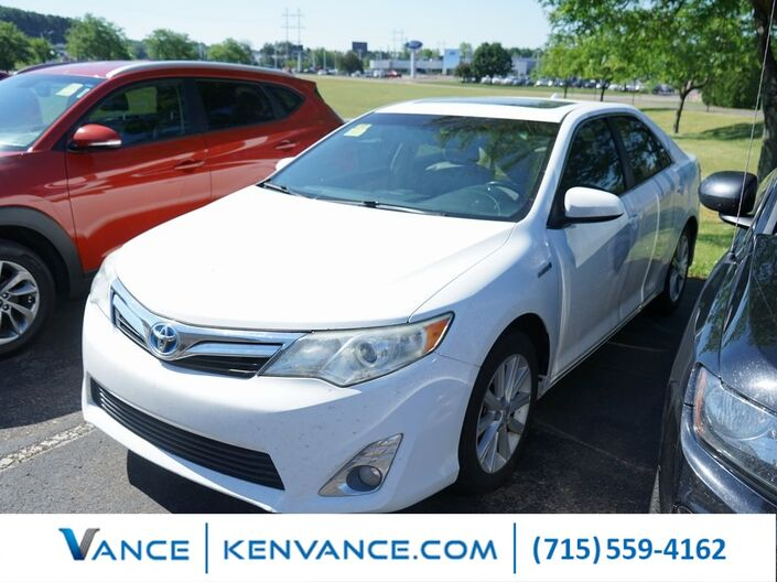 2013 Toyota Camry Hybrid  Eau Claire WI