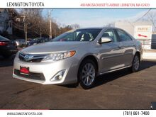 2013_Toyota_Camry Hybrid_XLE_ Lexington MA