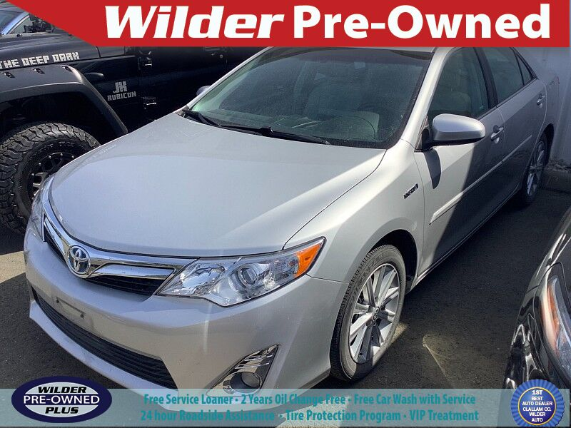 2013 Toyota Camry Hybrid XLE Port Angeles WA