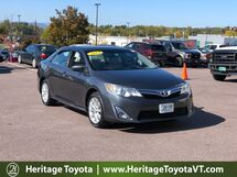 2013 Toyota Camry Hybrid XLE South Burlington VT