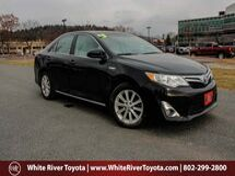 2013 Toyota Camry Hybrid XLE White River Junction VT