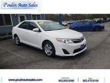 2013_Toyota_Camry_L_ Barre VT