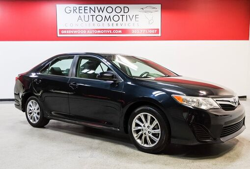 2013 Toyota Camry L Greenwood Village CO