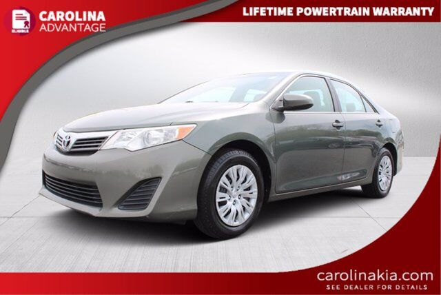 2013 Toyota Camry L High Point NC