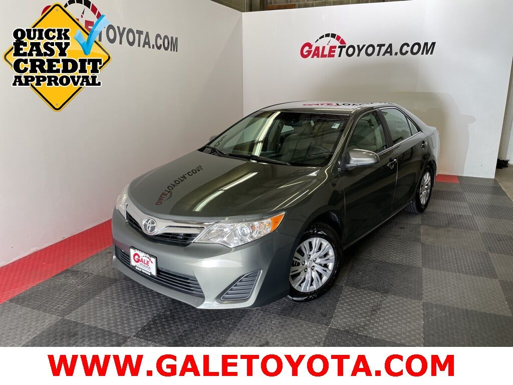 2013 Toyota Camry LE Enfield CT
