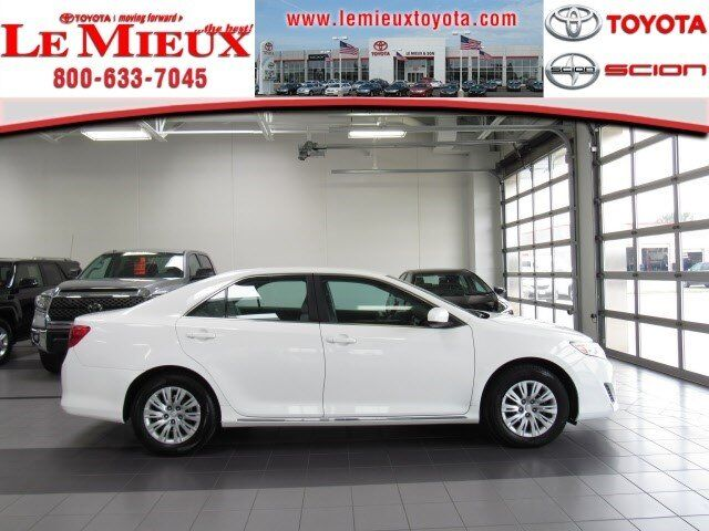 2013 Toyota Camry LE Green Bay WI