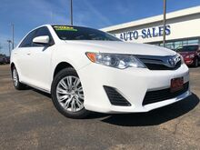 2013_Toyota_Camry_LE_ Jackson MS