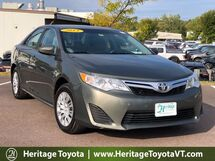 2013 Toyota Camry LE South Burlington VT