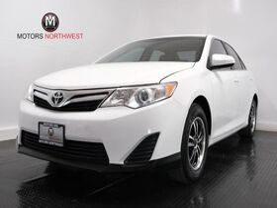 2013_Toyota_Camry_LE_ Tacoma WA