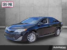 2013_Toyota_Camry_LE_ Wesley Chapel FL