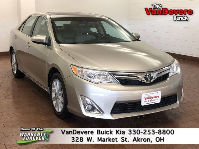 2013 Toyota Camry SE Akron OH