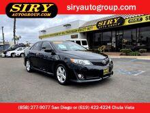 2013_Toyota_Camry_SE_ San Diego CA