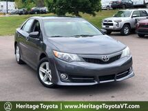 2013 Toyota Camry SE South Burlington VT
