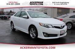 2013_Toyota_Camry_SE_ St. Louis MO