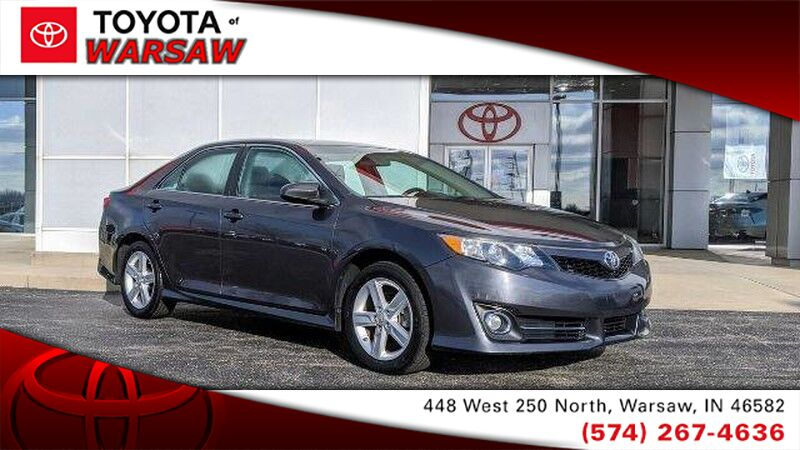 2013 Toyota Camry SE Warsaw IN