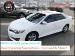 2013 Toyota Camry SE w/ Special Edition
