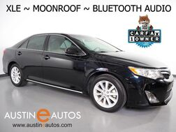 2013_Toyota_Camry XLE_*MOONROOF, TOUCH SCREEN, STEERING WHEEL CONTROLS, ALLOY WHEELS, CRUISE CONTROL, BLUETOOTH PHONE & AUDIO_ Round Rock TX