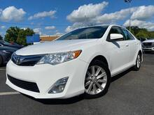 2013_Toyota_Camry_XLE_ Raleigh NC