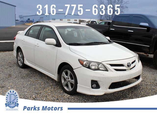 2013 Toyota Corolla  Wichita KS