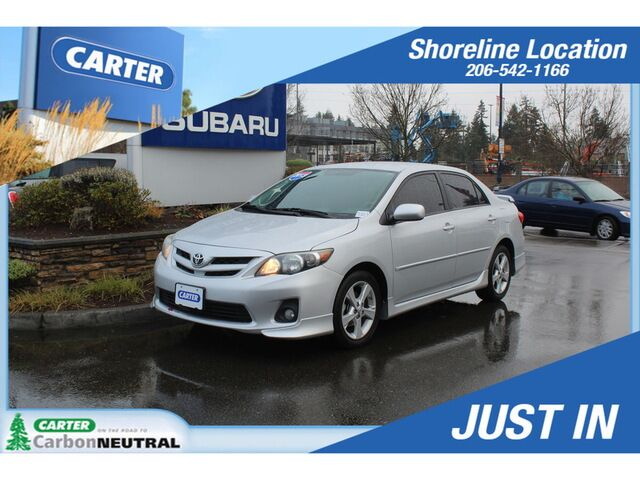 2013 Toyota Corolla  Seattle WA