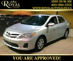 2013 Toyota Corolla CE SUNROOF HEATED SEATS, INT PHONE ***PRICE REDUCED***