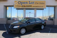 2013_Toyota_Corolla_L 4-Speed AT_ Las Vegas NV