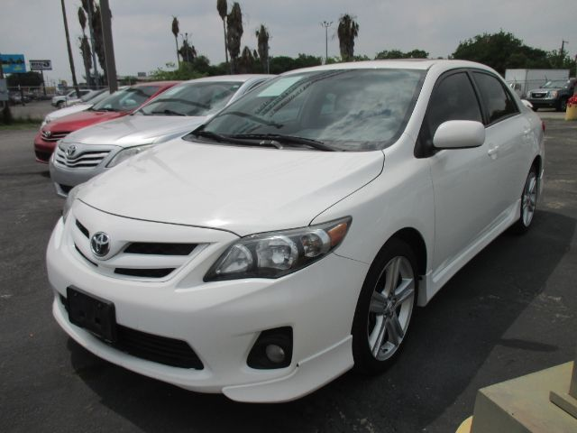 2013 Toyota Corolla L 4-Speed AT San Antonio TX