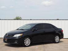 2013_Toyota_Corolla_L 4-Speed AT_ Terrell TX