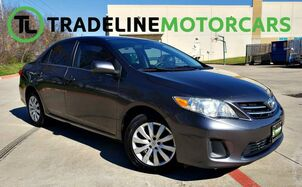 2013_Toyota_Corolla_L BLUETOOTH, POWER LOCKS, POWER WINDOWS, AND MUCH MORE!!!_ CARROLLTON TX