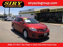 2013_Toyota_Corolla_L_ San Diego CA