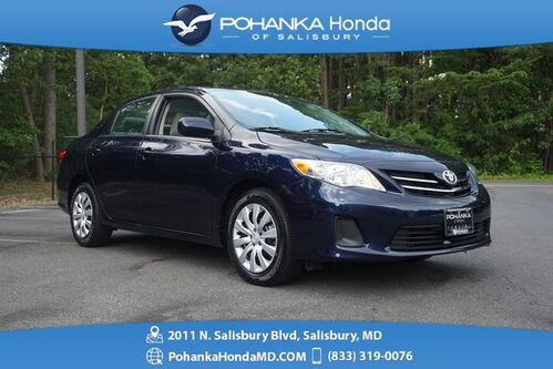 2013_Toyota_Corolla_LE ** ONLY 29,192 MILES ** GUARANTEED FINANCING **_ Salisbury MD