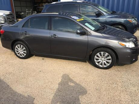 2013 Toyota Corolla LE 4-Speed AT Austin TX