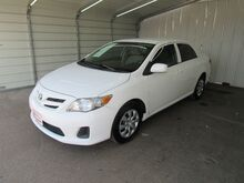 2013_Toyota_Corolla_LE 4-Speed AT_ Dallas TX
