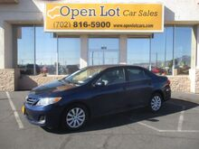 2013_Toyota_Corolla_LE 4-Speed AT_ Las Vegas NV