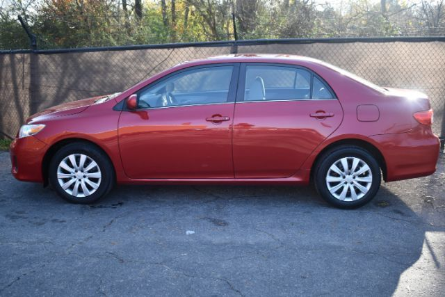 2013 Toyota Corolla LE 4-Speed AT Youngsville NC