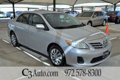 2013_Toyota_Corolla_LE_ Plano TX