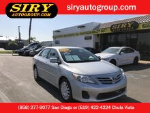 2013_Toyota_Corolla_LE_ San Diego CA