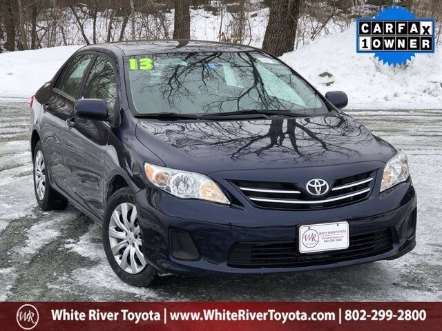 2013 Toyota Corolla LE White River Junction VT