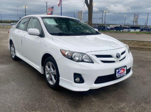 2013 Toyota Corolla S 4-Speed AT Georgetown TX
