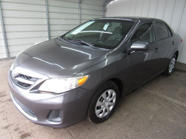 2013 Toyota Corolla S 4-Speed AT Dallas TX