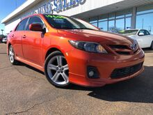 2013_Toyota_Corolla_S 4-Speed AT_ Jackson MS