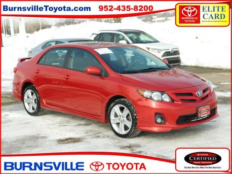 2013_Toyota_Corolla_S_ Burnsville MN