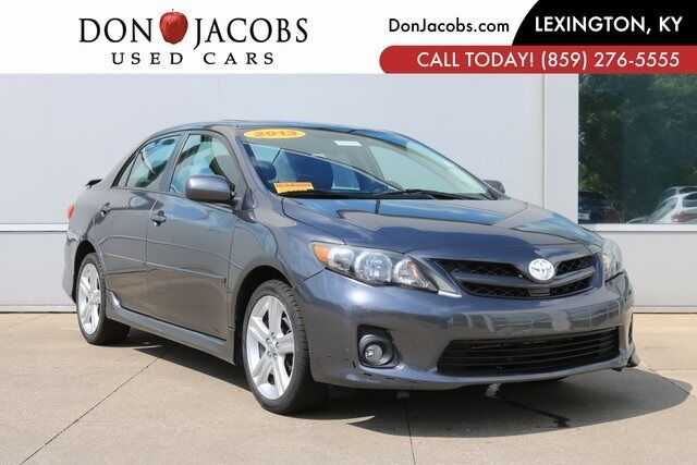 2013 Toyota Corolla S Lexington KY