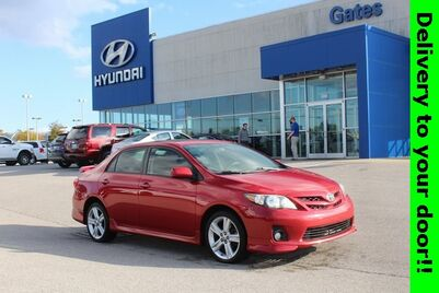 2013_Toyota_Corolla_S_ Richmond KY