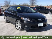 2013 Toyota Corolla S South Burlington VT